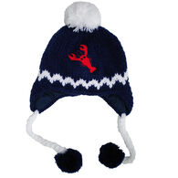Huggalugs Infant/Toddler Lobster Knit Beanie Hat