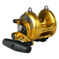 Okuma Makaira II Speed Lever Drag Big Game Reel