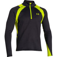 Under Armour Men's Extreme Base Scent Control Quarter Zip Top