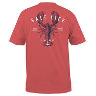 Salt Life Men's Lobster Shanty Pocket Short-Sleeve T-Shirt