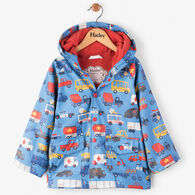 Hatley Boys' Rush Hour Classic Raincoat
