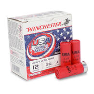 "Winchester USA Game & Target 12 GA 2.75"" 1-1/8 oz. #8 Shotshell Ammo (250)"