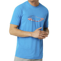 Oakley Men's Ellipse USA Short-Sleeve T-Shirt