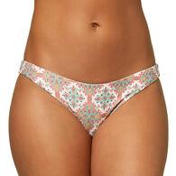 O'Neill Women's Rockley Alexa Tile Classic Bikini Bottom