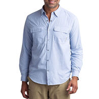 ExOfficio Men's BugsAway Halo Check Long-Sleeve Shirt