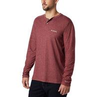 Columbia Men's Big & Tall Thistletown Park Henley Long-Sleeve Shirt