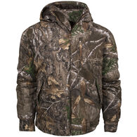 King's Camo Men's Classic Ripstop Hooded Insulated Jacket
