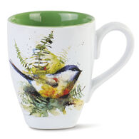 Big Sky Carvers Spring Chickadee Mug