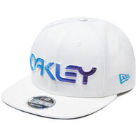 Oakley Men's 6 Panel Gradient Hat