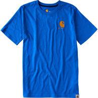 Carhartt Boys' Dog Graphic Short-Sleeve T-Shirt