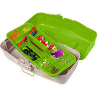 Plano Let's Fish One Tray Tackle Box