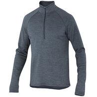 Ibex Men's Shak Half-Zip Merino Wool Jersey Pullover