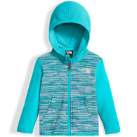 The North Face Infant Boys' & Girls' Glacier Full Zip Hoodie