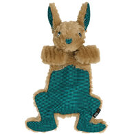 """Dogline 12.5"""" Hug Bunny w/ Moving Arms Dog Toy"""