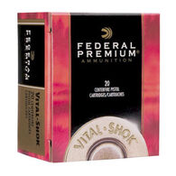 Federal Premium Vital-Shok 460 Smith & Wesson 275 Grain Barnes Expander Handgun Ammo (20)