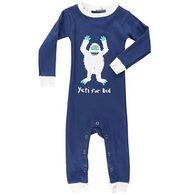 Lazy One Infant Boys' Yeti Unionsuit