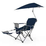 Sport-Brella Recliner Chair w/ 360º Swivel Umbrella