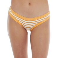 Body Glove Women's French Riviera Audrey Low-Rise Bikini Swim Bottom