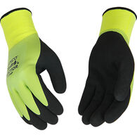 Kinco Men's Hydroflector Waterproof Double Thermal Shell & Double-Coated Latex Glove