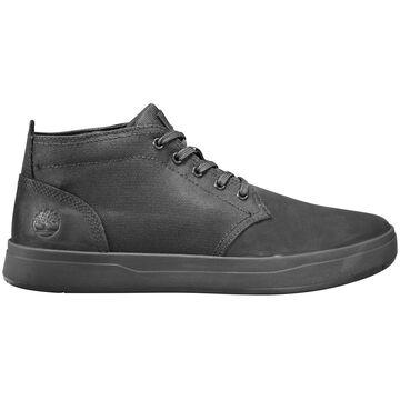2f4910e0d46 Timberland Men's Davis Square Mixed-Media Chukka Shoe   Kittery ...
