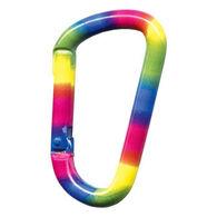 Bison Designs Rainbow Carabiner
