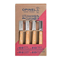 Opinel Essential Small Kitchen Knife Set
