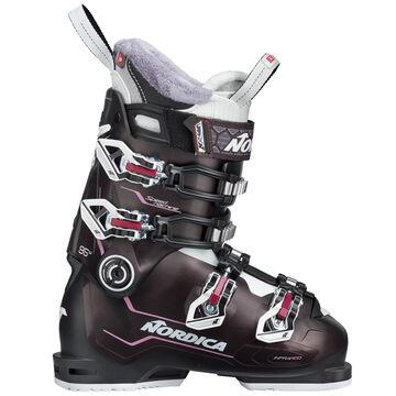 Nordica Womens Speedmachine 95 W Alpine Ski Boot - 19/20 Model