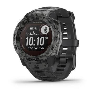 Garmin Instinct Solar GPS Smartwatch - Camo Edition