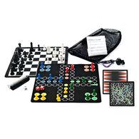 Outside Inside Roll-Up Backpack 5 in 1 Magnetic Game Set