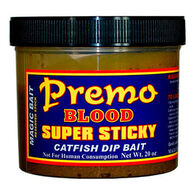 Magic Bait Premo Blood Super Sticky Catfish Dip Bait - 20 oz.