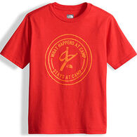 The North Face Boys' Graphic Short-Sleeve T-Shirt
