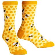 Sock It To Me Women's Bee's Knees Crew Sock