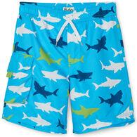 Hatley Boy's Great White Shark Swim Short