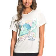 The North Face Women's Adventure Tee Short-Sleeve T-Shirt