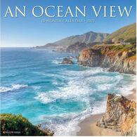 Willow Creek Press An Ocean View 2022 Wall Calendar