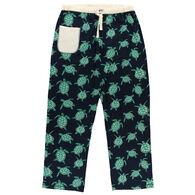 Lazy One Women's Turtles Regular Fit PJ Pant