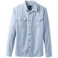 prAna Men's Cardston Long-Sleeve Shirt