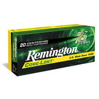 Remington Core-Lokt 270 Winchester 130 Grain PSP Rifle Ammo (20)