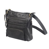 Bulldog Concealed Carry Large Cross Body Purse w/ Holster