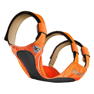Browning Orange Chest Protection Dog Vest