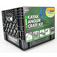 Yak Gear Kayak Angler Kit in Crate - Basic