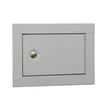 "Stack-On In-Wall 11"" Security Cabinet"