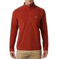 Mountain Hardwear Men's Macrochill 1/2 Zip Fleece Top