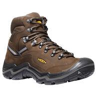 Keen Men's Durand II Mid Waterproof Hiking Boot