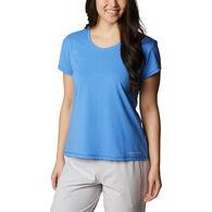 Columbia Women's Sun Trek Short-Sleeve T-Shirt