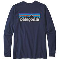 Patagonia Men's P-6 Logo Responsibili-Tee Long-Sleeve Shirt