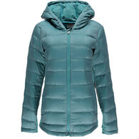 Spyder Active Sports Women's Solitude Hoody Down Jacket