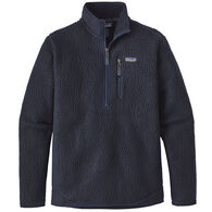 Patagonia Men's Retro Pile 1/4 Zip Fleece Pullover
