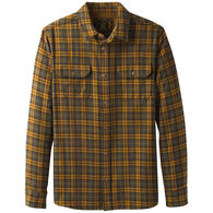 prAna Men's Ansel Flannel Long-Sleeve Shirt
