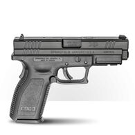 """Springfield Defend Your Legacy Series XD Service Model 9mm 4"""" 16-Round Pistol"""